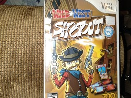 Nintendo Wii Wild West Shoot Out image 1