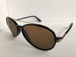 2bd783cffef New Tom Ford Ramone TF 149 01J 58mm Black Sunglasses Italy - £122.28 GBP