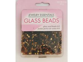 Horizon Jewelry Essentials Glass Beads Size 6/0 #JC11279-10 image 1