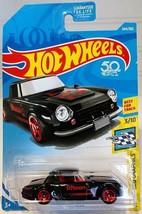 Hot Wheels Fairlady 2000 HW Speed Graphics 344/365 Black Red - $4.95