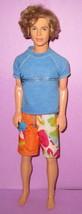 Barbie Ken Fashion Fever Era Beach Fun Blaine Boy Rooted Hair 2004 Cali ... - $18.00