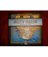 CITY HALL board game - $17.00