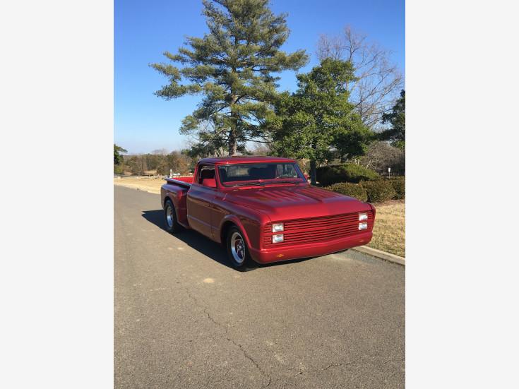 1970 Chevrolet C/K Truck For Sale In Springfield, Virginia 22153