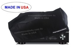 Custom Dust Cover For | Yamaha Rex-v379 Receiver + Embroidery ! - $25.64
