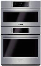 Bosch HSLP751UC Benchmark Series 30 Inch Steam Combination Wall Oven Sta... - $3,860.95