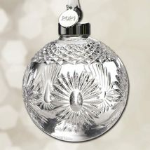 Waterford Crystal Times Square Ball Ornament 2021 Times Square New Year'... - $99.99