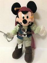 Disney Mickey Mouse Jack Sparrow Pirates of the Caribbean Disney Parks 1... - $12.88
