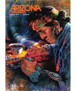 ARIZONA HIGHWAYS - 1974 August - SOUTHWEST JEWELRY - $18.00