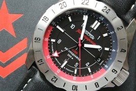 Vostok Komandirsky Russian Mechanical K-39 Military wristwatch 390781 - $244.02