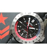 Vostok Komandirsky Russian Mechanical K-39 Military wristwatch 390781 - $244.02