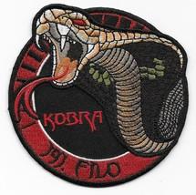 "Turkish Army AH-1 Cobra 4.25"" Patch - No hook and loop - $13.85"