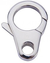 PandaHall Elite 1 Pcs 304 Stainless Steel Lobster Claw Clasps Size 33x2... - $14.34