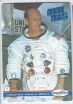 "Charles ""Pete"" Conrad Jr. - Apollo 12 - 1991 SpaceShots Card #8 Moon Mars - $1.00"