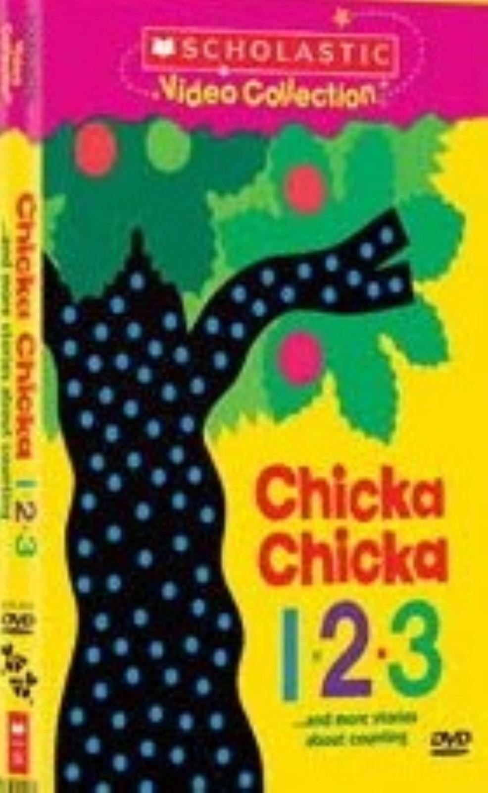 Chicka chicka 1231  custom