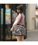Chong Ai W Traveler Bubble Backpack Pet Carriers for Cats and Dogs air B... - $58.75
