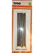 HO Trains Tyco  Tracks  ( Straight Track's- set of 4 - 9 inches) - $4.95