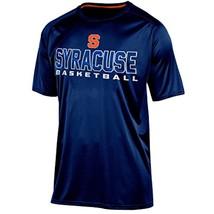 NCAA Syracuse Orange Men's Impact T-Shirt, Large, Navy - $18.95