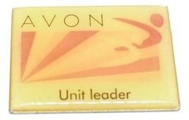 "Avon Unit Leader Pin 2008 Achievement Award 2"" Enamel Butterfly Safety C... - $9.39"
