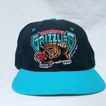 VTG 1994 Vancouver Grizzlies New Era Pro Model Snapback Hat 90s NBA Canada Cap - $39.99