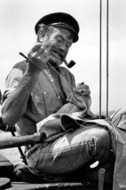 John Mills in The Truth About Spring Sitting in Chair on Deck Sewing Jacket 18x2 - $23.99