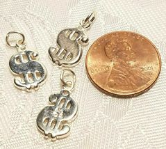 FASHION AND OCCUPATIONAL STERLING SILVER CHARMS .925 HUGE SELECTION YOU CHOOSE image 4