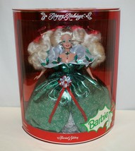 1995 happy holiday barbie Special Edition NRFB - $25.04