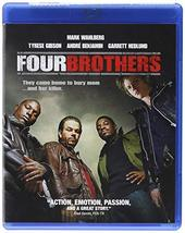 Four Brothers [Blu-ray] (2005)
