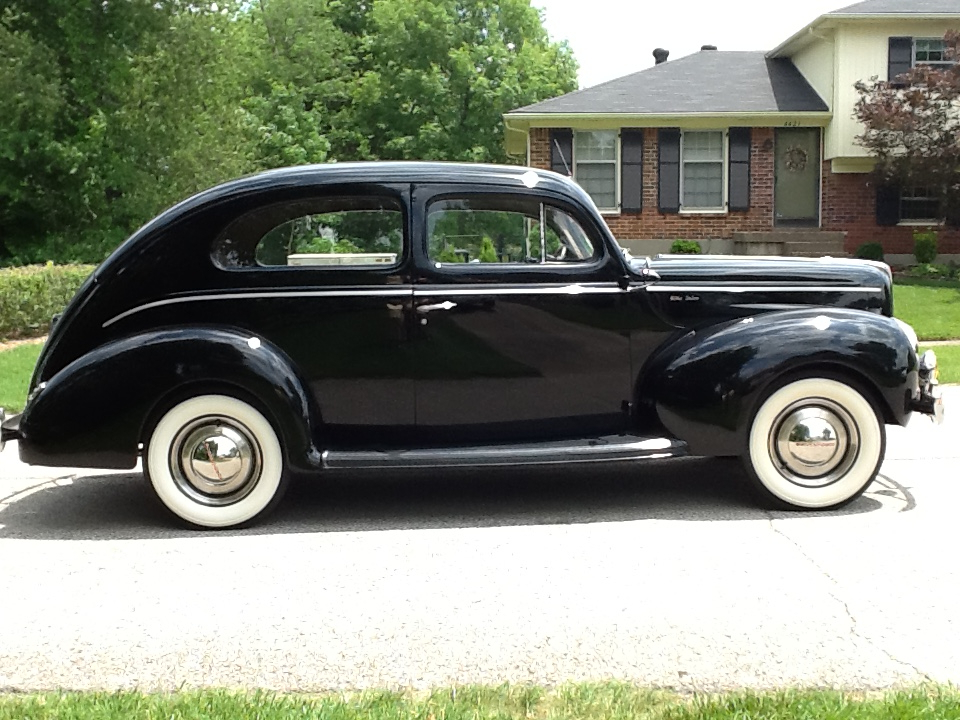 1940 Ford Tudor Deluxe For Sale In Louisville, KY 40242