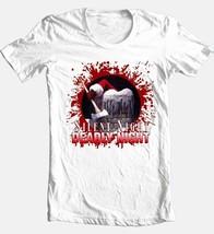 Silent Night Deadly Night T-shirt 80s classic Christmas horror slasher movie tee image 2