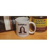 "HELLA BERKELEY™  ""KAMALA IS HELLA BERKELEY"" 11oz. COFFEE MUG - $12.99"