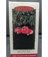 Hallmark Ornament 1956 Ford Truck All-American Trucks 1st in Series 1995 - $10.88