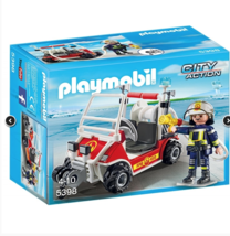 Playmobil City Action Fire Quad - # 5398 - $24.74