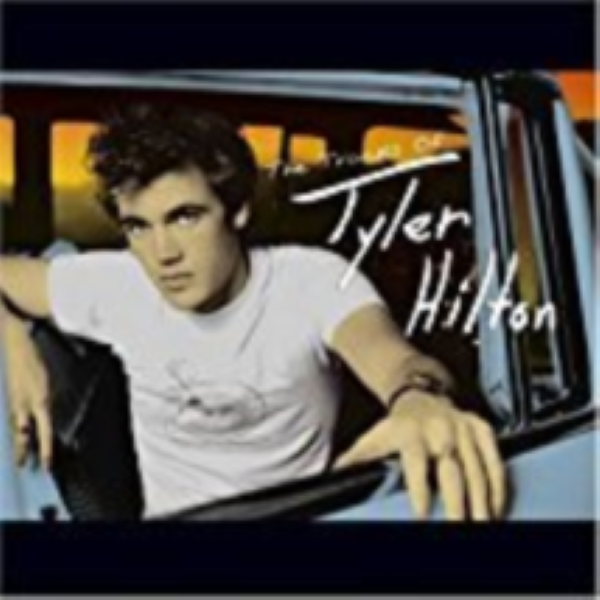 Tracks of by Tyler Hilton cd