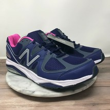 New Balance 1540v2 Womens 13D Wide Purple Lace Up Motion Control Running... - $89.95