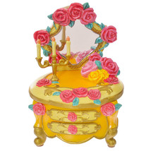 Disney Store Japan Beauty and the Beast Bell Princess Dresser Accessory ... - $66.33