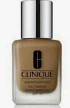 Clinique Superbalanced Silk Foundation Makeup ~ 18 Silk Sable (D-G) 30ml/ 1oz - $18.76