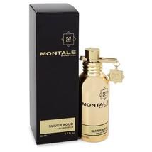 Montale Silver Aoud by Montale Eau De Parfum Spray 1.7 oz for Women - $83.95