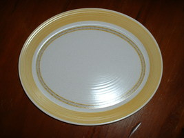 Large FRANCISCAN Earthenware serving platter, excellent condition;  circ... - $12.95