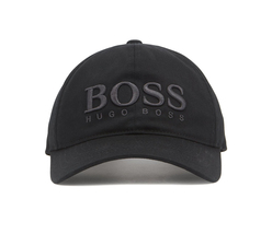 Hugo Boss Men's Casual Cotton Twill Cap Hat With 3D Embroidered Logo image 3