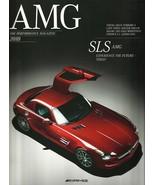 2010 AMG Performance Magazine SLS sales brochure catalog  - $12.00