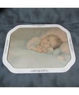 "Vintage Annie Benson Muller 1930's ""Heaven's Gift"" in Ornate Original Frame - $30.86"
