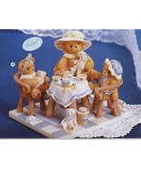 Cherished Teddies - Mimi, Darcie and Misty - There's Always Time for a G... - $41.91