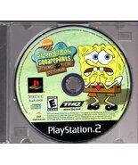 PlayStation 2 - Spongebob Squarepants - Revenge Of The Flying Dutchman - $9.95