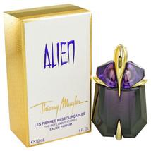 Alien by Thierry Mugler Eau De Parfum Spray Refillable 1 oz - $73.16