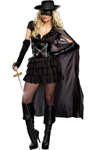 Double Edged Diva Costume - $18.99