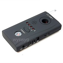 wireless hidden camera eavesdropping Anti-spy Detector a part of CCTV sy... - $27.92