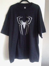 Spiderman 3 Promotional Game T-Shirt Gaming Merchandise Marvel Black Siz... - $11.80