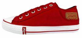 Levi's Men's Classic Premium Casual Sneakers Shoes Buck Lo Twill 514887-01R image 5