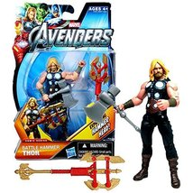 Marvel Year 2011 The Avengers Comic Series 4 Inch Tall Figure #2 - Battl... - $29.99