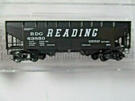 Micro-Trains # 05500221 Reading 33' Twin Bay Hopper, Offset Sides N-Scale image 1